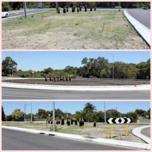 Roundabout Landscaping Bibra Lake